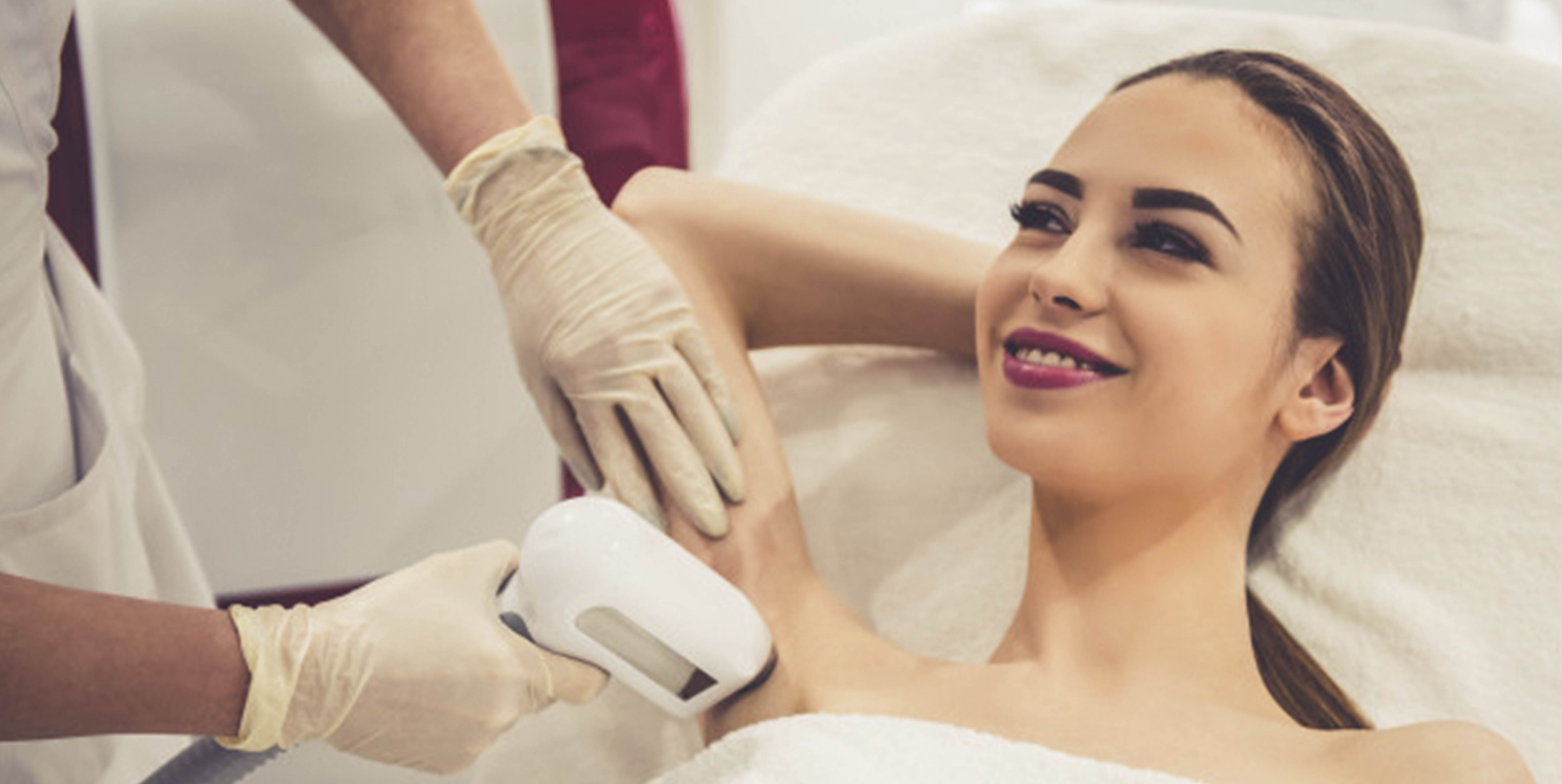best laser hair removing process