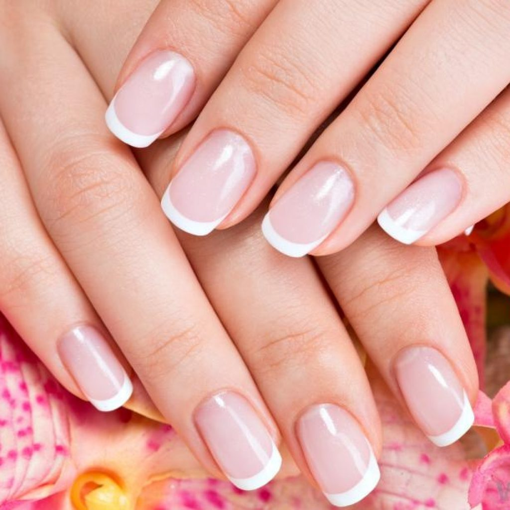 Express manicure in Johannesburg