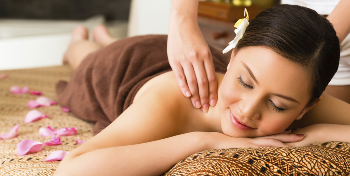 back massage at beauty by laser