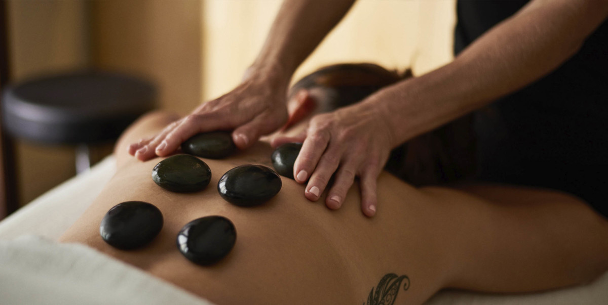 Theranaka massage process
