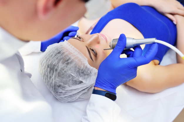 Vein removal process
